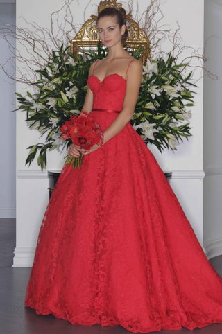 legends-romona-keveza-fall-2016-red-wedding-dress-ball-gown