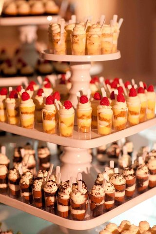 tiered-dessert-display-at-wedding-reception