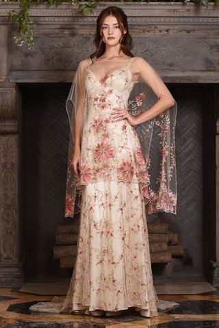 claire-pettibone-fall-2017-maple-floral-vines-embroidered-tulle-tunic-sheath-with-straps