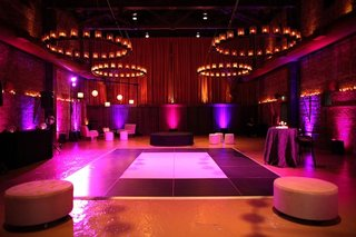 white-and-black-dance-floor-with-vibrant-lighting