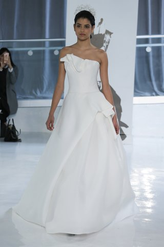 angel-by-peter-langner-spring-2018-strapless-ball-gown-with-asymmetric-folded-bodice-and-skirt