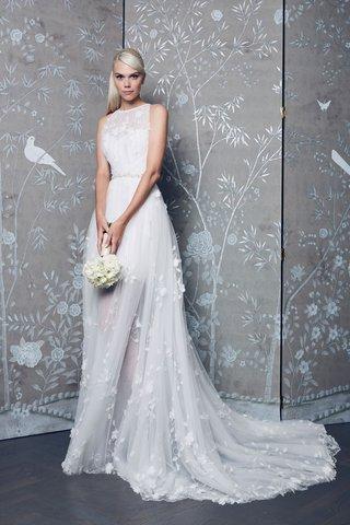 legends-romona-keveza-fall-2018-high-neck-bridal-gown-wedding-dress-flower-appliques