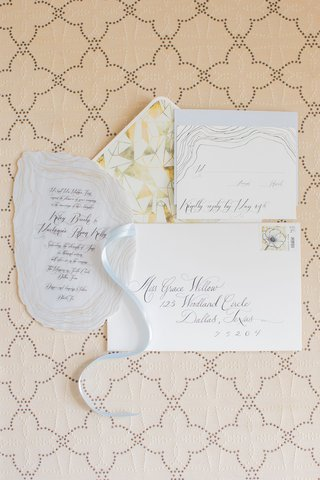 wedding-invitation-with-sophisticated-calligraphy-agate-geode-slice-invite-and-design-envelope-liner