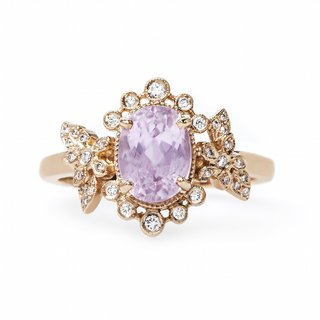 claire-pettibone-x-trumpet-horn-grace-rose-gold-engagement-ring-with-kunzite
