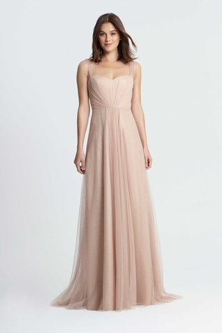 monique-lhuillier-bridesmaids-spring-2017-cap-sleeve-tulle-gathered-bridesmaid-dress-in-tan-light