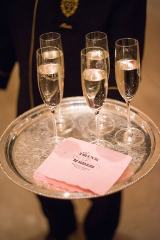 custom-cocktail-napkins-and-champagne-flutes
