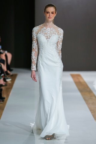 mark-zunino-spring-2018-wedding-dress-high-neck-long-sleeve-bridal-gown-beading