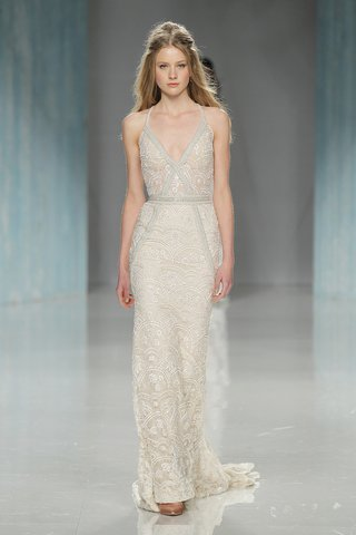 gala-galia-lahav-spring-2018-fitted-ivory-gown-halter-deep-v-neck-intricate-beading