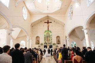 wedding-ceremony-at-nuestra-senora-de-guadalupe-playa-del-carmen-mexico
