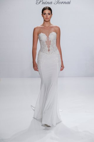 pnina-tornai-for-kleinfeld-2017-dimensions-collection-strapless-corset-wedding-dress-lace-up-sheer