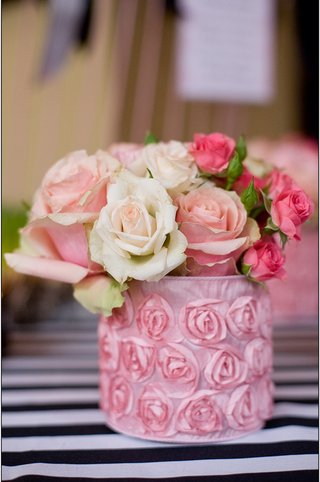 small-arrangement-of-pink-and-cream-roses