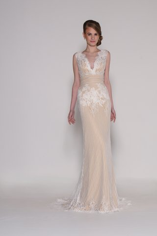 eugenia-couture-gold-sheath-wedding-dress-with-lace