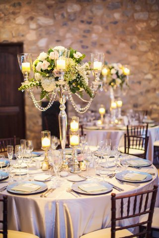 silverleaf-club-tuscan-inspired-wedding-venue-with-stone-walls-silver-tablecloths-candelabra