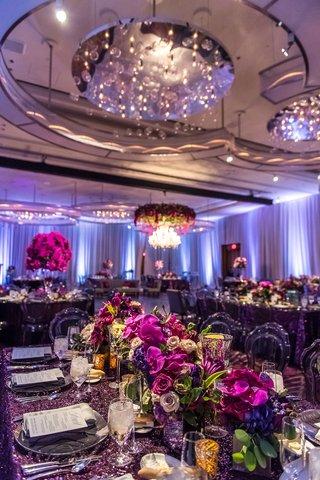 classy-las-vegas-wedding-reception-purple-color-scheme-wedding