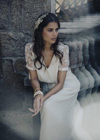 laure-de-sagazan-2017-collection-toudouze-blouse-quarter-length-illusion-sleeves-v-neck-floral