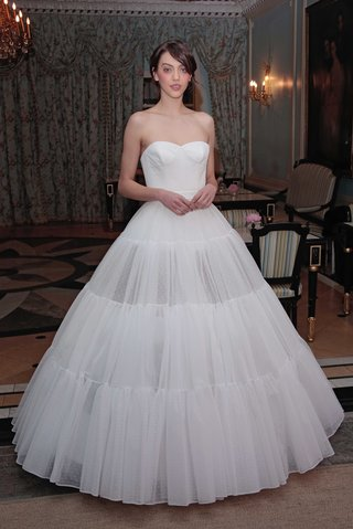 delphine-manivet-spring-summer-2017-eusebio-strapless-wedding-dress-layer-tulle-skirt-corset-bodice