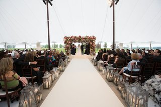whimsical-lanterns-tented-venue-magical-tent-wedding-with-pink-flowers