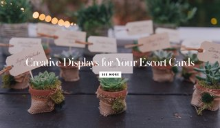 creative-themed-ways-display-escort-cards-place-cards-wedding-reception-modern-chic-fun-unique