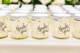 wedding-reception-favors-washington-dc-candles-42-pressed-thank-you-calligraphy-tag