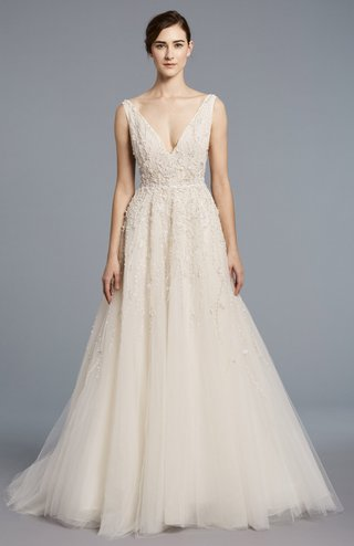 anne-barge-spring-2018-collection-bridal-v-neckline-ball-gown-heavy-embellishments-bodice-skirt