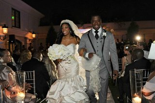 porsha-williams-and-kordell-stewart-exit-ceremony