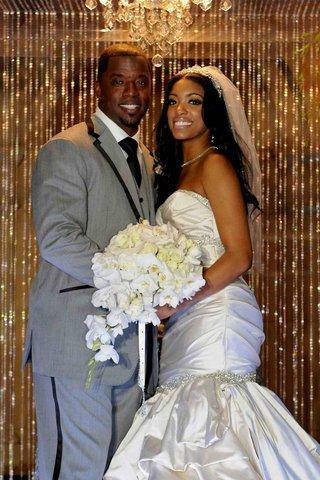 kordell-stewart-and-porsha-williams-on-wedding-day
