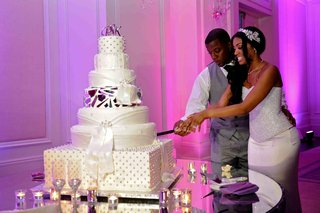 porsha-williams-and-kordell-stewart-cut-cake