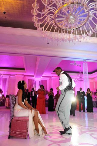 kordell-stewart-dancing-around-porsha-williams-at-reception