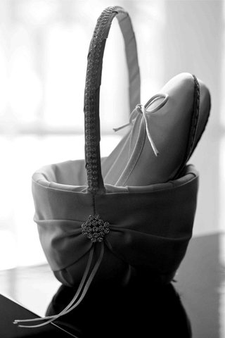black-and-white-photo-of-ballet-slippers-in-basket