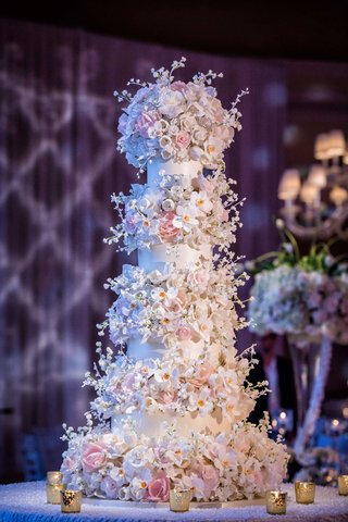sylvia-weinstock-wedding-cake-at-reception-at-the-breakers-fifty-inches-high-sugar-flowers-peony