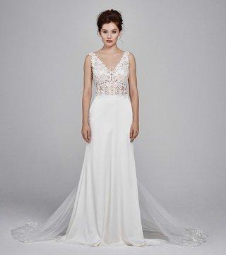 kelly-faetanini-fall-winter-2017-wedding-dress-leilani-lace-bodice-deep-v-satin-skirt-with-train