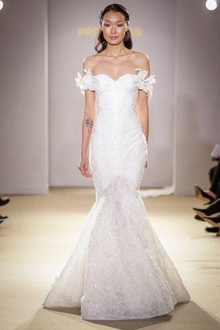 atelier-pronovias-2019-bridal-collection-wedding-dresses-off-shoulder-mermaid-gown-sparkle-beads