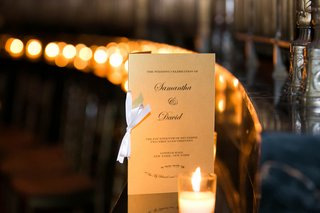 wedding-program-with-fold-and-white-ribbon-tying-everything-together