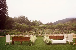 intimate-wedding-with-couches-chairs-and-benches