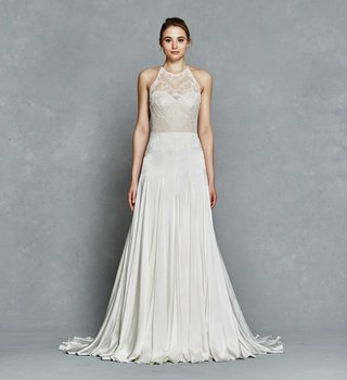 kelly-faetanini-spring-2017-rosalee-wedding-dress-with-lace-halter-neck-and-flowing-skirt