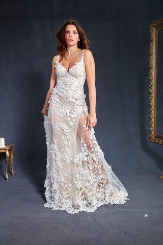 galia-lahav-couture-le-secret-royal-part-2-kira-wedding-dress-pearl-3-dimensional-flowers-embroidery