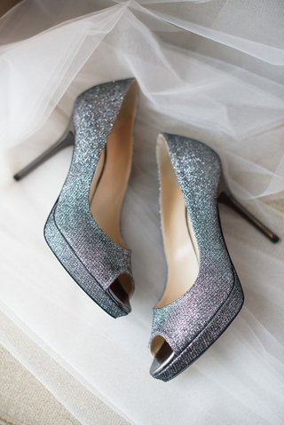 peep-toe-jimmy-choo-heels-bridal-heels-wedding-day-shoes-sparkly-silver-sparkle-metallic-pumps