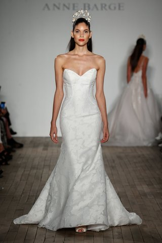 anne-barge-fall-2019-wedding-dress-walker-blue-willow-bride-strapless-bridal-gown-textured-skirt
