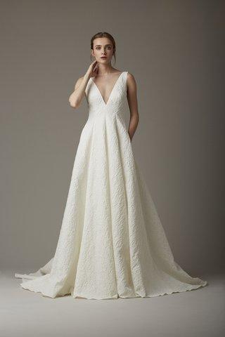 lela-rose-the-stream-matelasse-wedding-dress-with-low-neckline