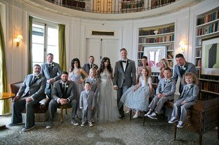 alexis-cozombolidis-and-hunter-pence-with-bridesmaids-groomsmen-and-flower-girl-ring-bearers