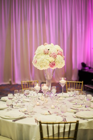 pink-peonies-white-roses-white-hydrangeas-centerpieces-on-glass-stand