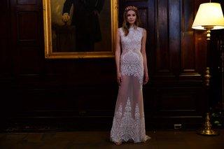 berta-bridal-fall-winter-2016-wedding-dress-sheer-wedding-dress-with-lace-pattern-on-bodice-skirt