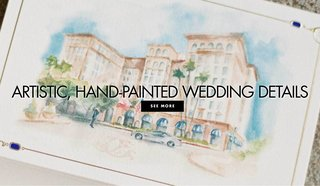 artistic-hand-painted-wedding-details-and-decor-ideas-for-pretty-weddings