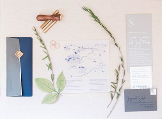 grey-and-blue-wedding-invitation-modern-calligraphy-map-of-california-with-details-wax-seal