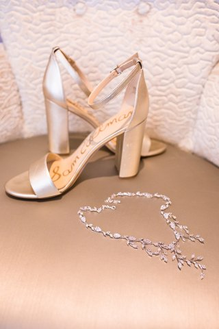 champagne-bridal-sandals-think-heel-ankle-strap
