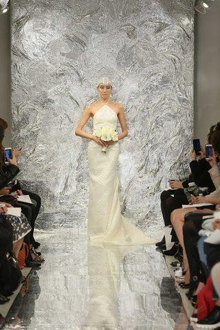 theia-spring-2017-ripley-reptilian-silk-jacquard-halter-wedding-dress