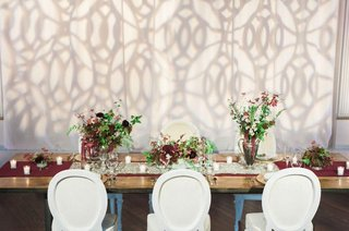 bridal-bliss-events-marsala-wedding-table-runner