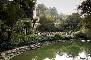 hotel-bel-air-swan-lake-wedding-ceremony-garden-hotel-venue-luxury-ceremony-ideas