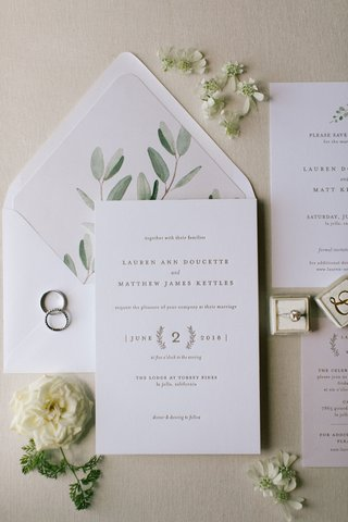 wedding-invitation-suite-greenery-envelope-liner-sage-letterpress-invitation-laurel-wreath-design