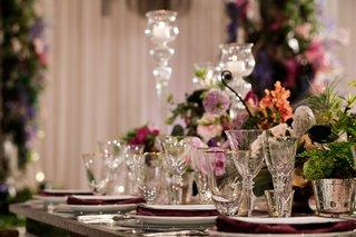 crystal-goblets-for-wedding-dinner-crystal-goblet-with-gold-rim-wedding-reception